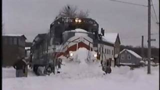 P&W snow plow Emergency Stop