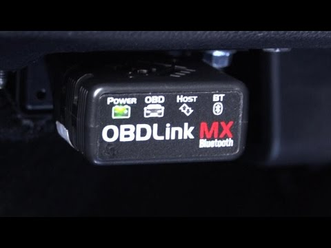 Car Tech 101: OBD-II apps and dongles