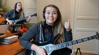Planets - Avenged Sevenfold guitar cover | Adunbee