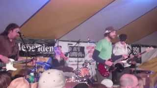 Todd Snider - Stuck on the Corner - Meadowgrass 2013 - May 26, 2013