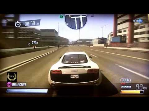Driver E3 2011 Gameplay Footage 3D