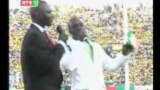 Akon in Senegal