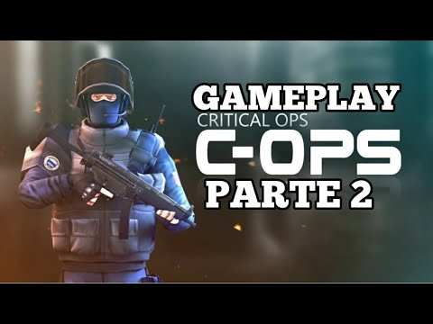 GAMEPLAY CRITICAL OPS  PARTE:2