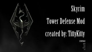 AH Guide: Skyrim Tower Defense Mod! | Rooster Teeth