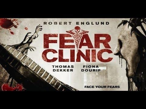 FEAR CLINIC Trailer 1 2014  HD