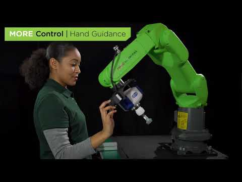 FANUC Cobots: Why settle for less when you can get MORE?