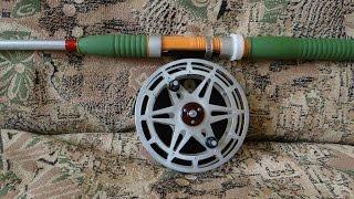 Катушка ленинградская для рыбалки