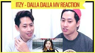 """ITZY """"달라달라"""" DALLA DALLA MV REACTION"""