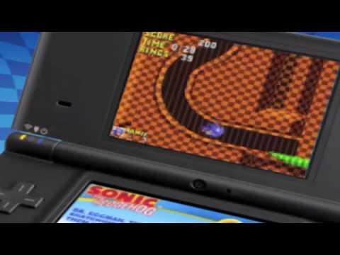 Видео № 0 из игры Sonic Classic Collection [DS]