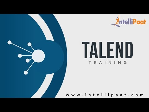 Talend Certification Training Course & Tutorial - intellipaat