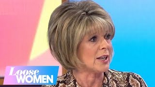 Ruth Shares Her Biggest Plane Pet Peeve | Loose Women