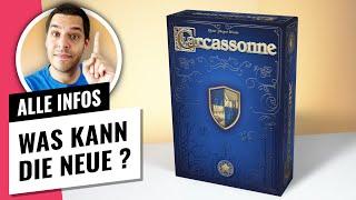 Carcassonne 20 Jahre • Was steckt drin und braucht man die neue Edition?