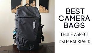 Best Camera Backpacks: Thule Aspect DSLR Backpack Review
