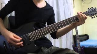 DIR EN GREY   VANITAS   (guitar Cover)