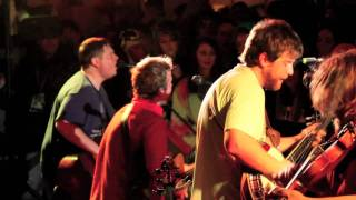 Trampled By Turtles - Wait So Long Live at Trollhaugen