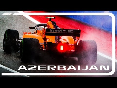 TACTICAL RACING | F1 2018 AOR PC F3 | Azerbaijan GP Highlights