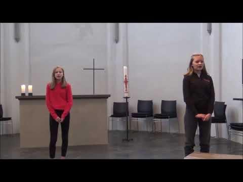 Zum Mitsingen: Gloria, Ehre sei Gott - Gotteslob Nr. 169