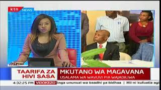 Mbiu ya KTN: Mkitano wa magavana