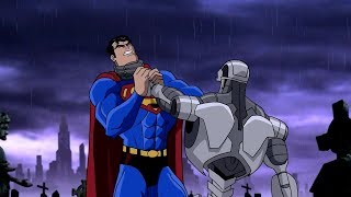 Superman & Batman vs. Metallo!