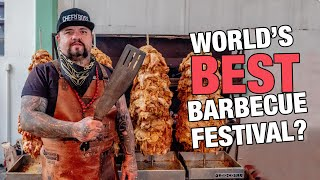 The world's BEST BARBECUE FESTIVAL?