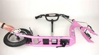 Montage ★ BIKESTAR® ★ Kinderroller 12er Sport Modell