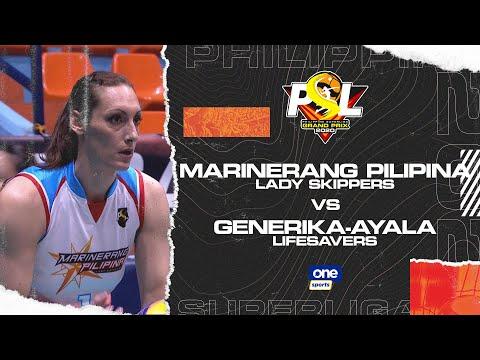 Full Game: Marinerang Pilipina vs. Generika-Ayala | PSL Grand Prix 2020