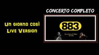 883: Un giorno così (LIVE VERSION)