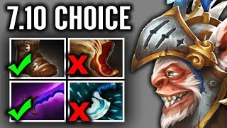 7.10 META Ace Meepo Build Insane Micro Skill Dota 2 Pro Gameplay