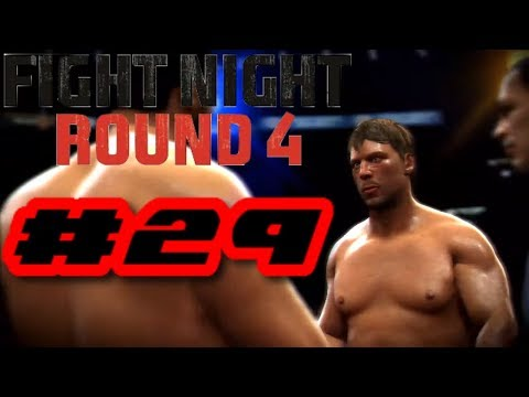 Fight Night Round 4 PS3 Gameplay Legacy Mode Ep.29 (200th Video Special)