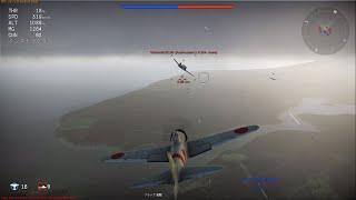 ゆっくり実況いざWarThunderの世界へpart14真珠湾攻撃