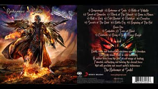 Judas Priest - Redeemer of Souls HD 2014 (Full Album)
