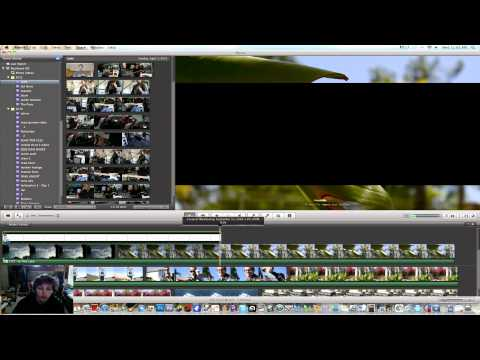 Cinematic film look iMovie tutorial