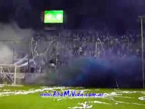 """""""Recibimiento de Gimnasia y Tiro vs boca juniors  03/02/2014"""" Barra: La Dale Albo • Club: Gimnasia y Tiro"""