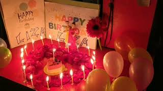 BIRTHDAY WISH || LONG DISTANCE RELATIONSHIP ||