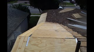 How to Connect Full Gable Roof Home Addition – Solid Sheathing