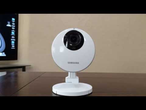 Samsung SmartCam HD Pro Review - SNH-6410BN