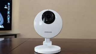 Samsung SmartCam HD Pro Review - SNH-6410BN