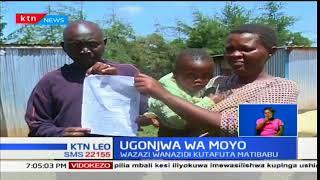 Familia kutoka eneo la Chebonet-Elgeyo Marakwet wanaishi kwa dhiki mwanao akiishi na ugonjwa wa moyo