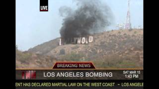 Hullywod (Hollywood Sign Destruction in After Effects)