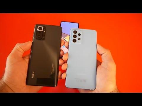 F{NEYU! Samsung Galaxy A52 или Redmi Note 10 Pro? Или Galaxy A72? / Арстайл /