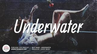 Post Malone Type Beat Instrumental 2017 - Underwater (Prod. Ghost Beats)
