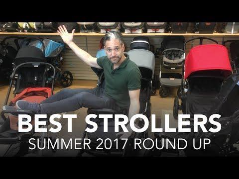 Best Strollers Summer 2017 | Bugaboo | Nuna | BOB | Cybex | Babyzen | UPPAbaby