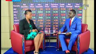 One on one with the Central Depository and Settlement Corporation CEO Rose Mambo  | Trading Bell