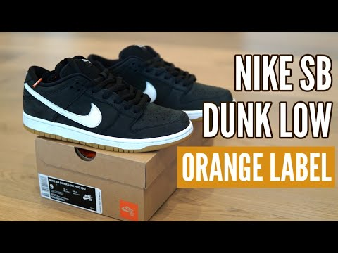 Nike SB Dunk Low Orange Label - Quality Comparison with Gino 2 / Review / On Feet