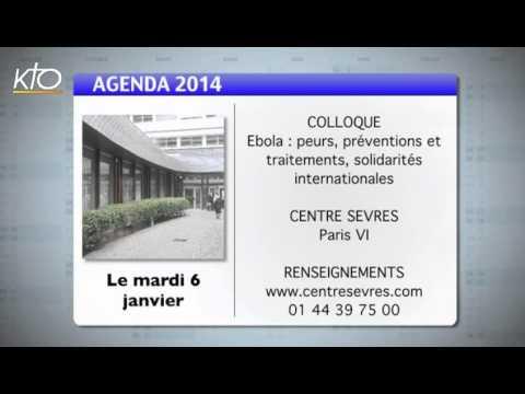 Agenda 22 décembre 2014