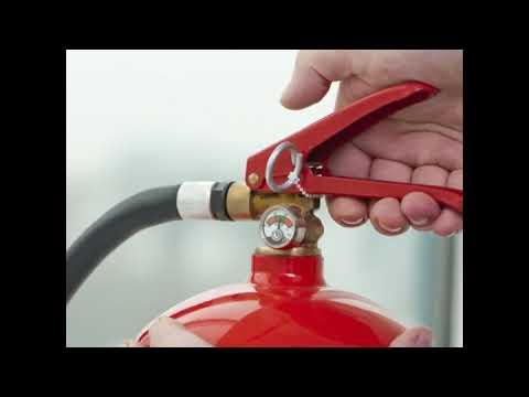 Watermist Based Cartridge Fire Extinguishers