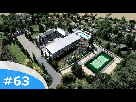Cities Skylines - Littletown: 63 - They getting mega mansions