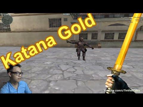 [Tin Việt Tv] Dân Chơi Katana Gold  ✔