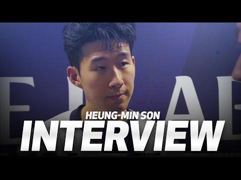 HEUNG-MIN SON ON WINNING RETURN AGAINST WATFORD   INTERVIEW   Spurs 2-1 Watford