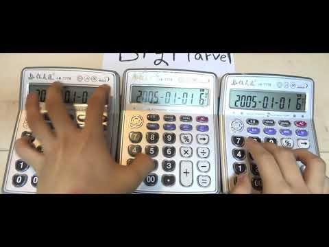 Camila Cabello - Havana Calculator Cover